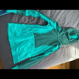 Lululemon reversible hoodie. Size m